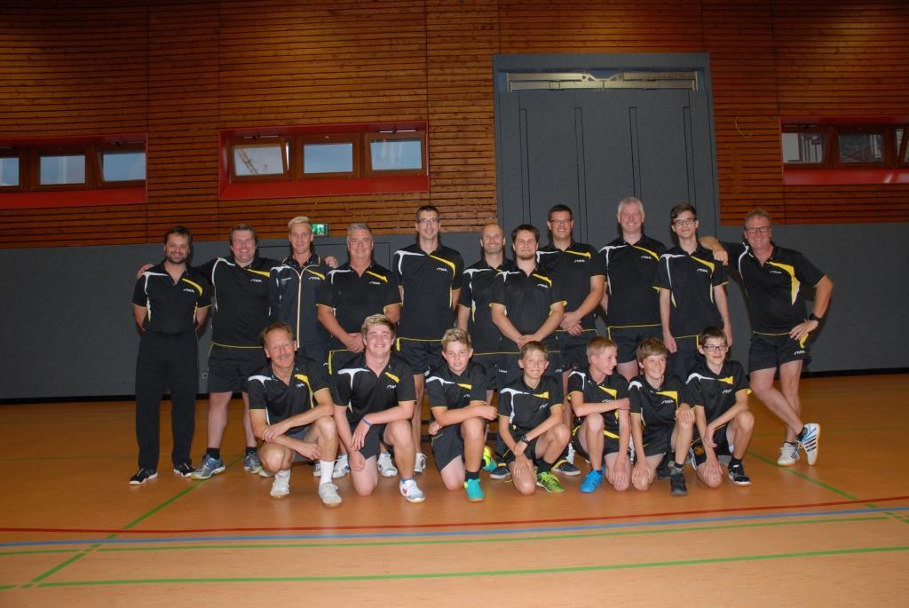TSV Mühlhofen Tischtennis Bodensee